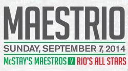 Maestrio Charity Match