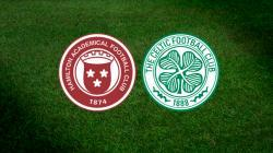Hamilton Academical v Celtic