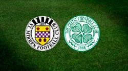 St Mirren v Celtic