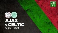 Ajax v Celtic