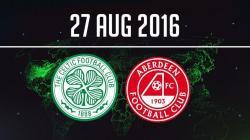 Celtic v Aberdeen