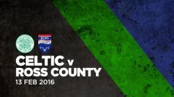 Celtic v Ross County