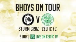 Sturm Graz v Celtic