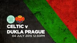 Celtic v Dukla Prague