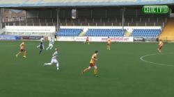 Celtic v Motherwell - 1st Half