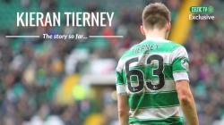 Kieran Tierney: The story so far...