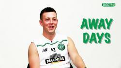 Away Days: Callum McGregor