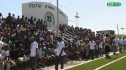 Celtic Park Haiti Opening