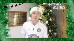 Merry Christmas from the Celtic players