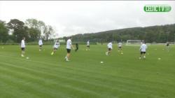 Pre-season training