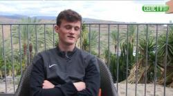 Getting to know Liam Henderson