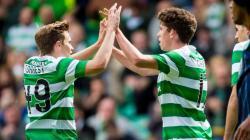 Celtic v Wolfsburg