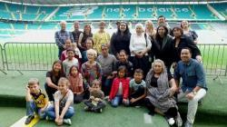 Family Reunion at Celtic Park