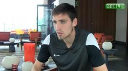Getting to know Stefan Scepovic