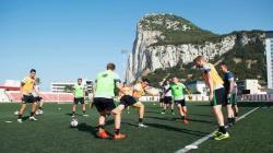 Training in Gibraltar