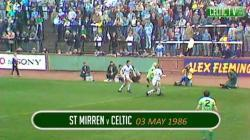 St Mirren v Celtic