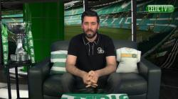 Celtic v Rangers on Celtic TV
