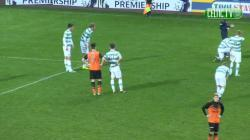 Dundee United v Celtic - 2nd Half
